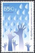 Iceland 2013 Water Conservation/ Hands/ Droplets/ Animation/ Environment 1v (n42526)