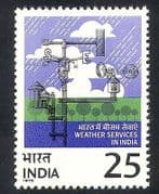 India 1975 Weather  /  Meteorology  /  Clouds  /  Trees  /  Vane  /  Equipment  /  Animation 1v (n39314)