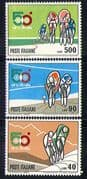 Italy 1967 Tour of Italy/ Sports/ Cycling/ Bikes/ Racing/ Bicycles 3v set (n29008)