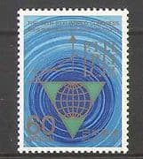 Japan 1981 Telecomms  /  Post  /  Mail  /  Union  /  Workers 1v  n26267