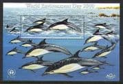 Jersey 2000 Environment  /  Wildlife  /  Dolphins 1v m  /  s n19878