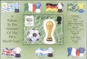 Jersey 2006 WC Football/ Sport/ Soccer/ World Cup Championship/ Trophy/ Flags/ Games 1v m/s (n26335)