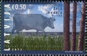 Latvia 2015 Green Week/ Environment/ Cow/ Cattle/ Animals/ Nature/ Farming/ Trees 1v (lv1005)