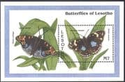 Lesotho 1993 Ringed Pansy Butterfly/ Butterflies/ Insects/ Nature 1v m/s (b1290)