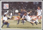Lesotho 1994 Football/ World Cup, USA/ WC/ Soccer/ Sport/ Games/ Players 1v m/s b1294