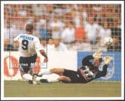 Lesotho 1997 Football/ World Cup, France/ WC/ Soccer/ Sport/ Games/ Players m/s b1397
