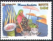 Mayotte 2004 Street Food Vendors/ Eating/ Cooking/ Animation/ Business 1v (n42707)