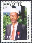 Mayotte 2008 Younoussa Bamana/ People/ Politicians/ Politics/ Government 1v (n42709)