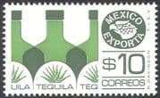 Mexico 1975 Exports/ Tequila/ Alcohol Industry/ Trade/ Commerce/ Business 1v (n42095)