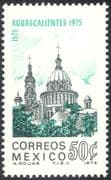 Mexico 1978 Aguascalientes/ Cathedral/ Buildings/ Architecture/ History 1v (n42928)