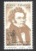 Mexico 1978 Schubert  /  Composer  /  Music  /  People 1v n39830