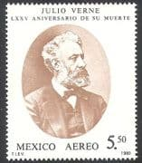 Mexico 1980 Jules Verne  /  Author  /  Writers  /  Books  /  Literature  /  Stories 1v (n39833)