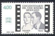 Mexico 1981 Cinema  /  Film  /  Movies  /  Actors  /  Acting  /  People  /  Entertainment 1v (n39933)