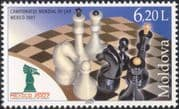 Moldova 2007 Chess World Championships, Mexico/ Board Games/ Sports/ Chessmen/ Pieces 1v (n44806)