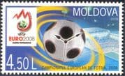 "Moldova 2008 ""Euro 2008"" Football Championships/ Games/ Sports/ Soccer/ Stadium 1v (n44438)"
