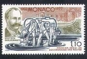 Monaco 1977 Roads  /  Construction  /  Building  /  Transport  /  Cars  /  Motoring 1v (n38971)