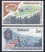 Monaco 1977 Tennis  /  Sports  /  Games  /  Wimbledon 2v set (n34197)