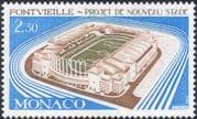 Monaco 1982 Fontvielle Sports Stadium/ Buildings/ Architecture/ Games 1v (n43897)