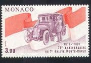 Monaco 1986 Cars  /  Sports  /  Rally  /  Racing  /  Transport  /  Motor  /  Motoring  /  People 1v (n39518)