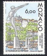 Monaco 1986 Statue  /  Arts  /  Sculpture  /  Olympic Games  /  Sports  /  Diving  /  Olympics 1v n38862