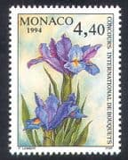 Monaco 1994 Flower Show  /  Flowers  /  Plants  /  Nature  /  Art  /  Irises 1v (n38598)