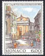 Monaco 1996 Church  /  Chapel  /  Buildings  /  Architecture  /  Religion  /  Heritage 1v (n39997)