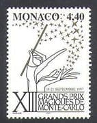 Monaco 1997 Magic Stars  /  Festival  /  Wand  /  Animation  1v (n38284)