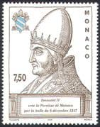 Monaco 1997 Pope Innocent IV /People/ History/ Heritage/ Religion/ Popes 1v (n41429)