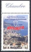 Monaco 1998 Chamber of Commerce Conference/ People/ Buildings/ Harbour 1v (n41447)
