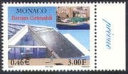 Monaco 1999 Grimaldi Forum/ Congress Centre/ Buildings/ Architecture 1v (n41433)