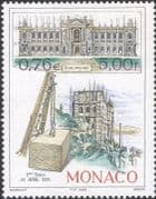 Monaco 1999 Oceanographic Museum/ Buildings/ Architecture/ Construction 1v (n38563)