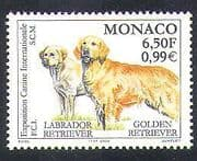 Monaco 2000 Labrador  /  Retriever  /  Dogs  /  Dog Show  /  Nature  /  Animals 1v (n38313)