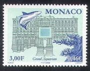 Monaco 2000 Shark  /  Marine  /  Aquarium  /  Fish  /  Buildings  /  Architecture 1v (n39236)