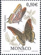 Monaco 2002  Foxy Charaxes/ Butterfly/ Butterflies/ Insects/ Nature  1v (mc1217)