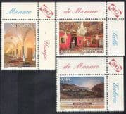 Monaco 2002 Royal Palace  /  Royalty  /  Art  /  Decorations  /  Building  /  Architecture 3v n39258