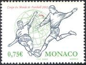 Monaco 2002 Sports/ Football/ World Cup Championships/ WC/ Soccer/ Games/ Animation 1v (n38642)