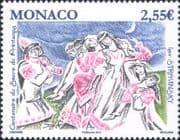 Monaco 2013 Stravinsky/ Rite of Spring/ Composers/ Music/ Opera/ Singing/ Theatre/ Songs 1v (mc1150)