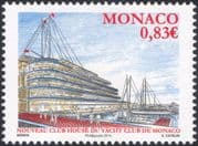 Monaco 2014  New Yacht Club/ Sailing/ Sports/ Boats/ Buildings/ Architecture 1v (mc1037)