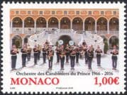 Monaco 2016 Palace Orchestra/ Music/ Military Band/ Uniforms/ Soldiers/ Instruments/ Trumpets/ Drums 1v (mc1038)