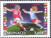 Monaco 2019  Women's Football World Cup Championships/ WC/ Soccer/ Sports 1v (mc1210)