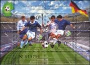 Montenegro 2006 Football World Cup Championships/ WC/ Soccer/ Sports 2v m/s (me1005)
