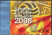 Montenegro 2008  European Water Polo Championships/ Sports/ Games 1v (me1006)
