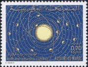 Morocco 1973 Copernicus/ Astronmers/ Astronomy/ Sun/ Solar System/ Science/ People 1v (n46128)