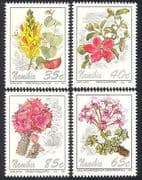 Namibia 1994 FLOWERS 4v set ref:n16584