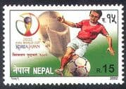 Nepal 2002 Soccer  /  Football World Cup  /  Sports 1v ref:b9782