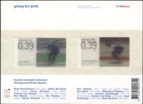 Netherlands 2006 Speed Skating/ Sports/ Olympic Games/ Olympics   2v m/s Moving Image (n35268)