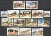 Nevis 1981 Tourism  /  Views  /  Specimen  /  Defins 14v set n22597