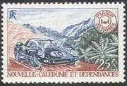 New Caledonia 1968 Cars/ Sport/ Rally/ Transport/ Motors/ Motoring/ Racing 1v (n42104)