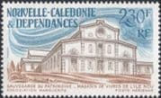 New Caledonia 1986 Heritage Protection/ Vivarium/ Buildings/ Architecture 1v (n45350)