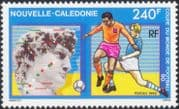 New Caledonia 1990 World Cup Championships/ WC/ Football/ Sports/ Soccer 1v (n45356)